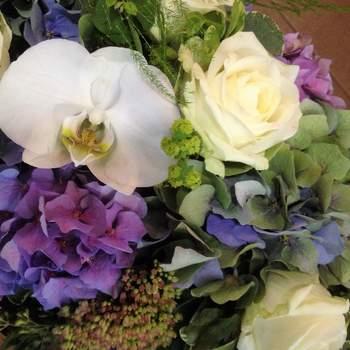 Mat et Léna Fleurs : l'art floral au service de votre décoration de mariage