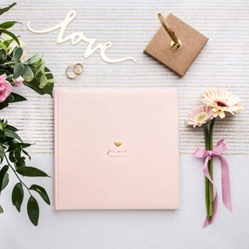 Libro De Firmas Sweet Memories- Compra en The Wedding Shop