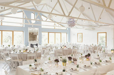30 idées tendances pour décorer vos tables de mariage en 2016