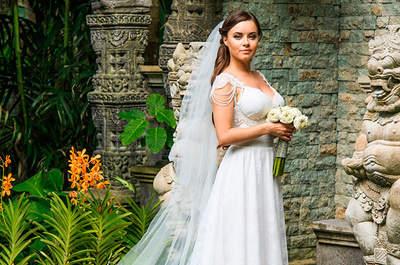 ¿Buscas velo de novia? Descubre nuestra selección para 2016