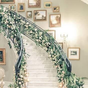 Foto: Lauren Fair | Flores: Susan Davis - Philly Florist