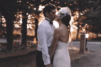 Cuando estoy contigo me sobra el mundo: la boda de Agustín y Cristina
