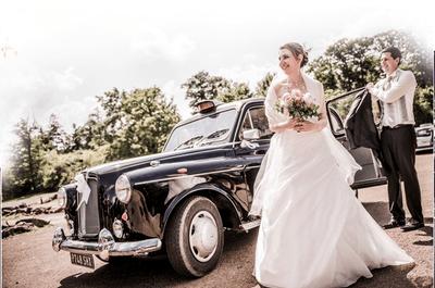 Agences de location de voitures pour votre mariage : le top de France !