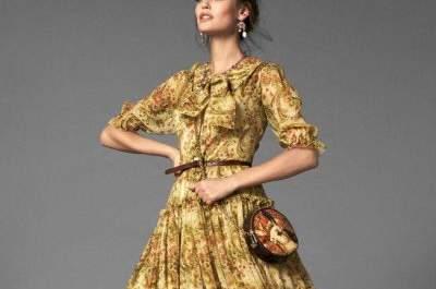 Abendmode von Dolce & Gabbana 2013 – Ausblicke auf die neuen Kollektionen