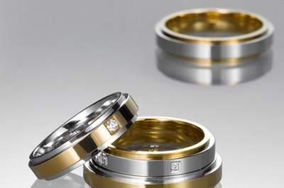 Cinco joyas de novias diferentes para cinco tipos de novia