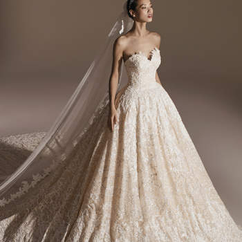 Créditos: Christine, Pronovias Privee 2020