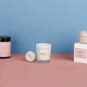 Bougies parfumées personnalisées - MyBougieLab