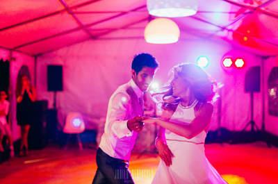 Al ritmo de tu corazón: la boda de Laura y Pablo