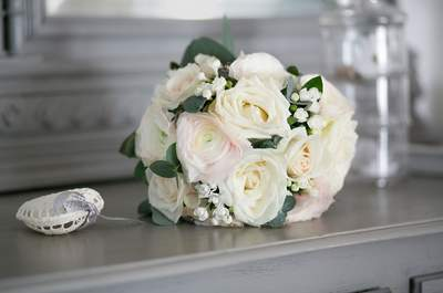 Une inspiration boudoir de la mariée pour une séance pré-mariage