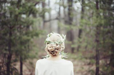 ¿Cómo preparo mi pelo antes de la boda? ¡Quiero estar guapa!