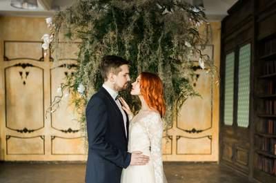 Романтичная фотосессия Георгия и Аксинии