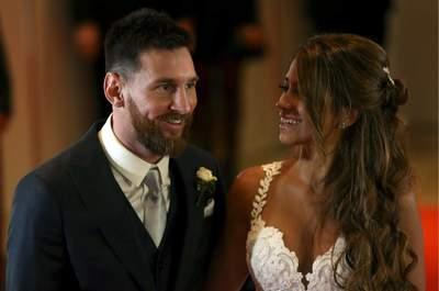 Messi & Antonella: tudo o que não sabia sobre o casamento que continua a dar que falar