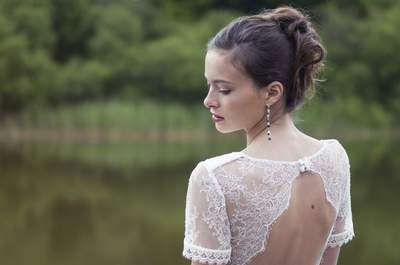 Robes de mariée Lambert Créations 2015 : du chic, de la modernité le tout sous une note