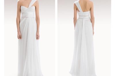 Hermosos vestidos de novia 2014 de J Mendel para una chica romántica