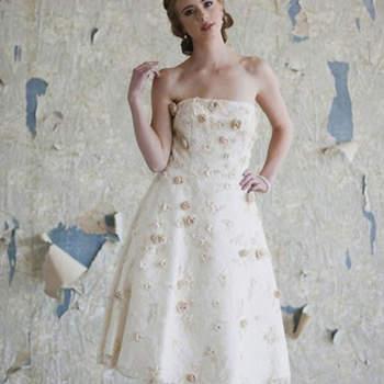 Vestido Amelie de Ruche Bridal
