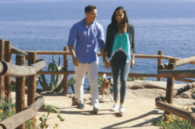 La historia de amor de la semana: Susana y Johannes