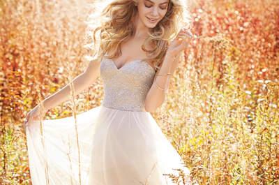 Los mejores y más bonitos vestidos para tus damas de boda: ¡Mega chic!
