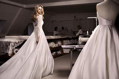 Caroline Castigliano 2016 Collection: Perfect Wedding Dresses from the Luxury Bridal Designer!