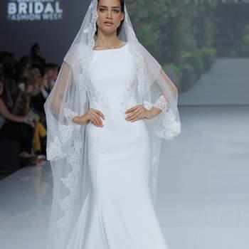 Ana Torres - Barcelona Bridal Fashion Week