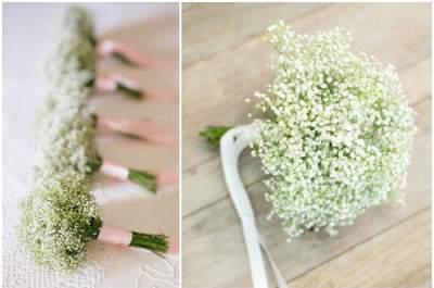 Hand-Picked: White Wedding Bouquets