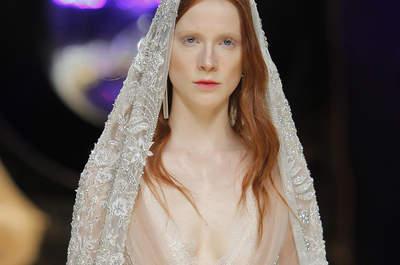 Die schönsten Brautfrisuren mit Schleiern 2017 – Inspiration pur für moderne Bräute