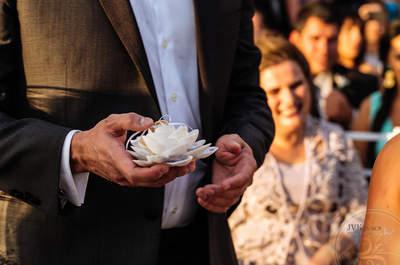 10 maneiras de personalizar sua cerimônia de casamento