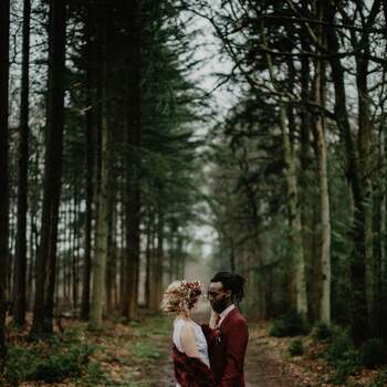 Styled Wedding Shoot: A Touch of Rain | Foto: Anna Dovgopolaya