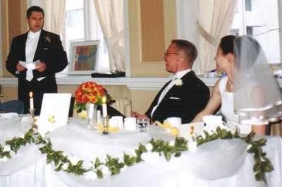 Discours de mariage, une obligation pour les témoins ?