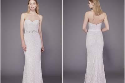 Badgley Mischka 2016: Los vestidos de novia más elegantes ¡listos para enamorarte!