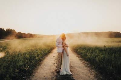 Невероятная любовь: свадьба Виталия и Натальи