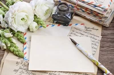 Der Wert des Briefes: Fassen Sie Ihre Liebe in Worte!