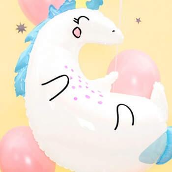 Globo unicornio - Compra en The Wedding Shop
