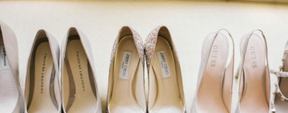 Zapatos de novia para todos los estilos… ¡Justo lo que buscabas!