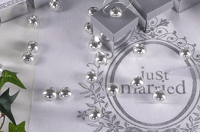 Des rubans, on en met partout !! Conseils déco pour votre mariage avec Décodefête