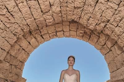 Robes de mariée Atelier Marie Claire : une nouvelle collection dans un esprit bohème chic