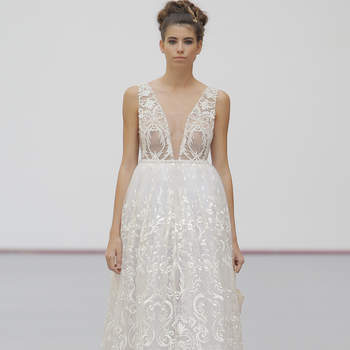 Noemi Vallone. Credits_ Madrid Bridal Week