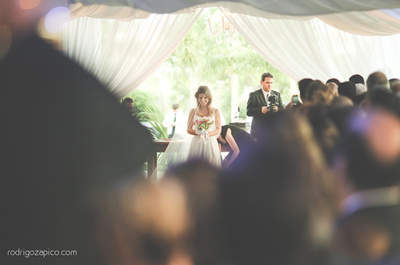 Vestidos de noiva para casamentos de dia