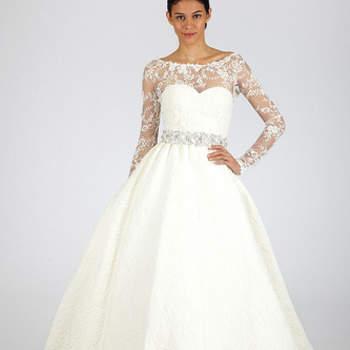Los vestidos de novia para otoño 2013 de Oscar de la Renta ya están aquí. Fotos de Oscar de la Renta