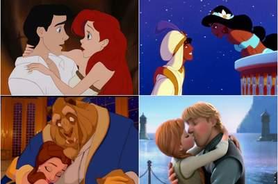 TEST: ¿Qué pareja Disney se parece más a ustedes?
