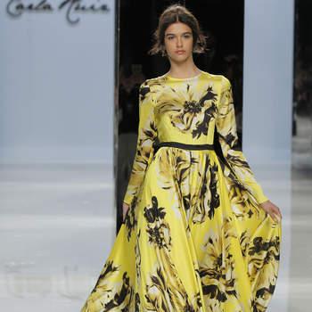Carla Ruiz. Credits- Barcelona Bridal Fashion Week