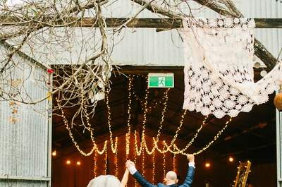 Rustic and Romantic - Ideas for weddings on a farm