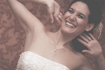 Exercices pour tonifier ses bras avant le mariage