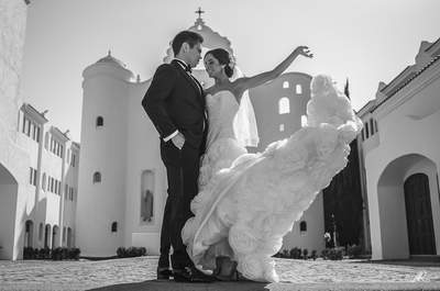 Instantes mágicos que capturan el amor: Conoce más del servicio que Alfonso Ramos Photographer tiene para ti