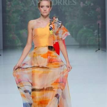 Credits: Barcelona Bridal Fashion Week