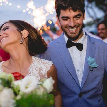 As 100 fotos de recém casados mais bonitas que NÃO pode perder de vista