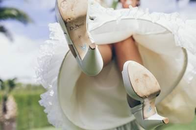 Muss ich unter meinem Brautkleid einen Reifrock tragen?