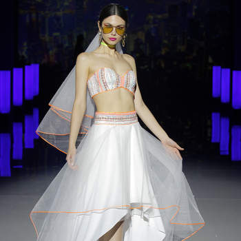 Marylise - Credits: Barcelona Bridal Fashion week