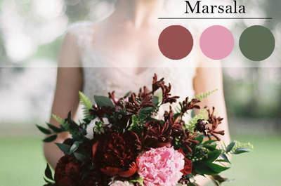 As 12 tendências de casamentos que irão arrasar em 2015!