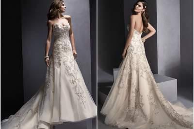 Najlepsze projekty Sottero i Midgley: suknie ślubne, o których marzysz!