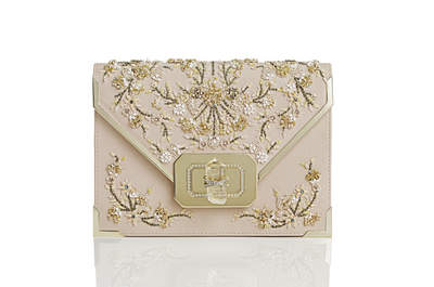 Clutches y carteras de mano para tu boda en el 2014